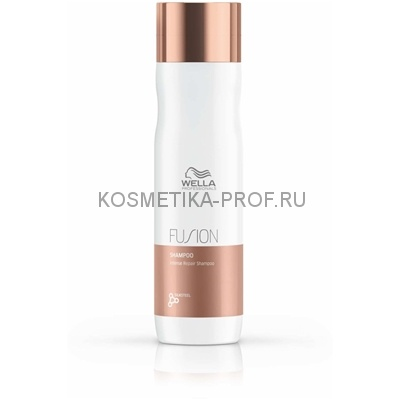 Интенсивный восстанавливающий шампунь Wella Professionals Fusion Intense Repair Shampoo 250 мл